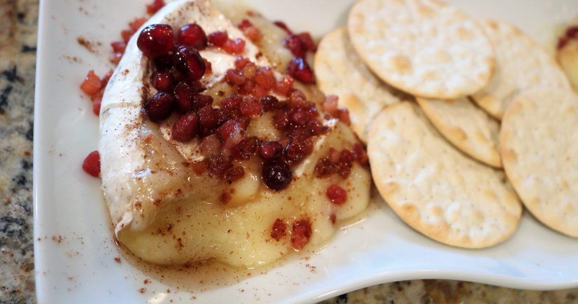 Warm Baked Brie